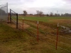 5 wire barb wire fence Pic 1