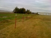 5 wire barb wire fence Pic 3