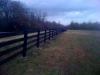 4 Rail Post and Rail Fence Pic 1