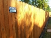 6 foot privacy 1x4x6 cedar dog eared fence