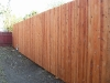 8 foot 1x4x8 cedar dog eared fence pic 2