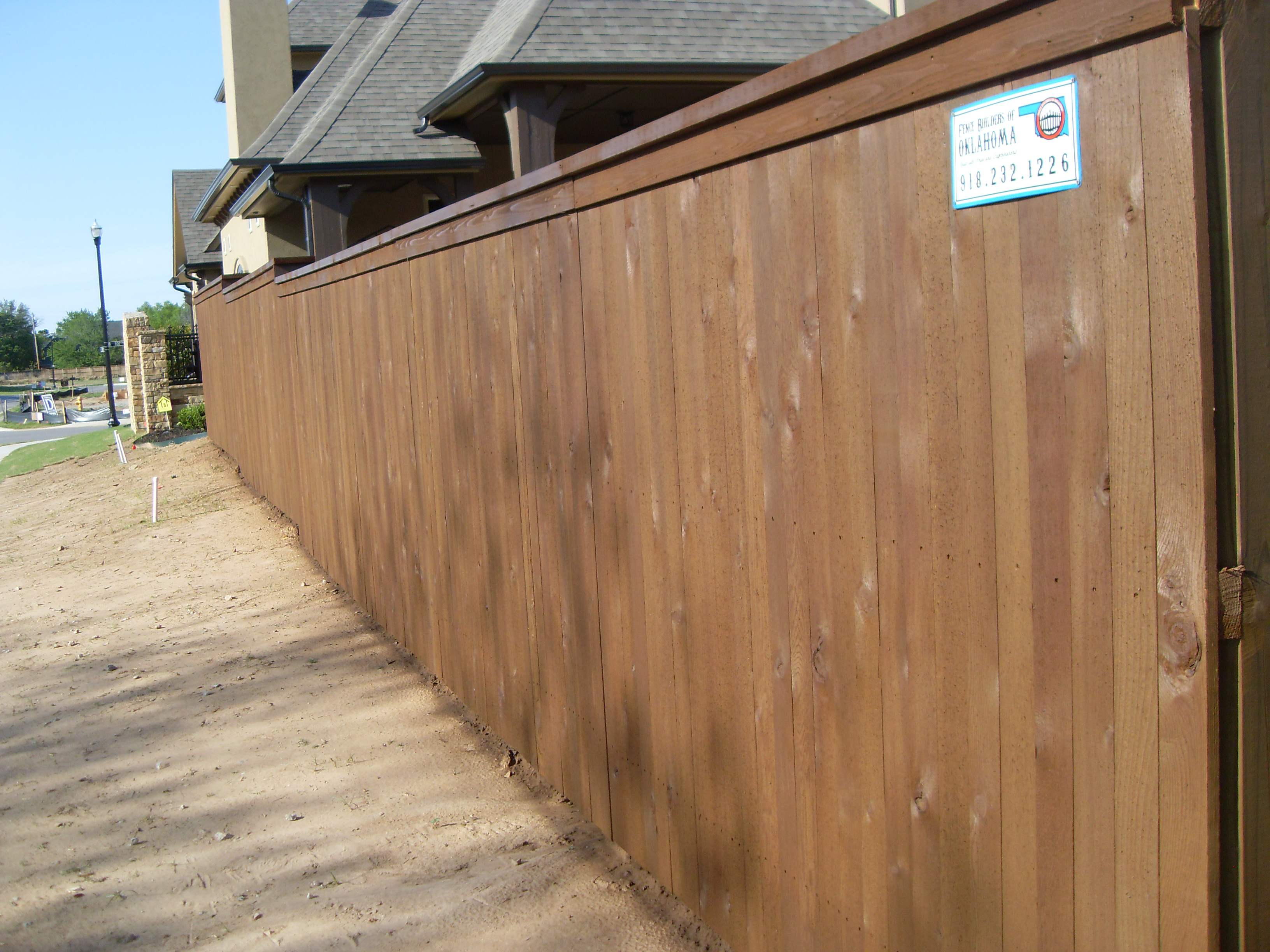 View Our Gallery Below To See Some Of The Fences We Have Stained With Wood Defender